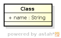class with a name-property